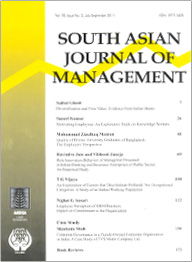Issue No. 3 July - September 2011