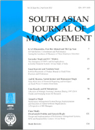 Issue No. 2 April - June 2012 2012